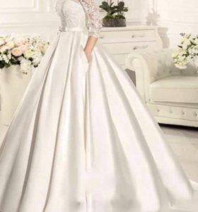 Свадебное платье (Italia)
