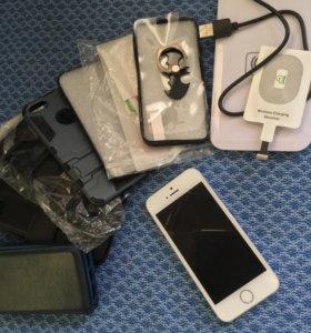iPhone 5s на 6s