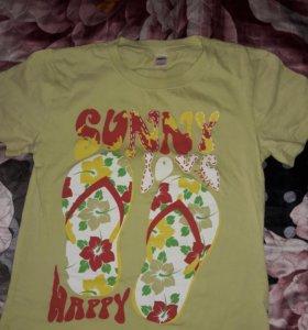 Новая футболка!