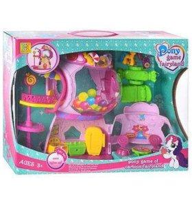 Дом пони My little pony новый - моя маленькая пони