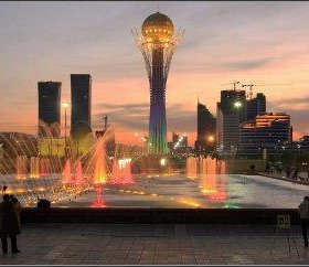 Красавица Астана – столица Казахстана