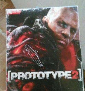 Продам игру: prototyp2