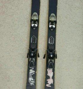 Горные лыжи Fischer Riu