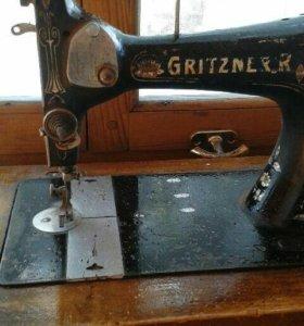 Швейная машинка Gritzner.r