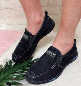 Мужская обувь новая 39 размер