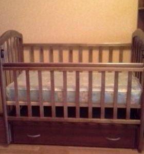 Детская кроватка Алита 6