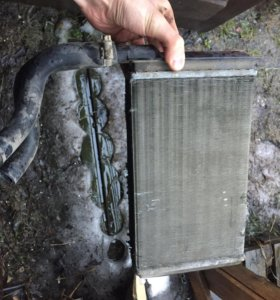 Радиатор печки ваз 2108-2115