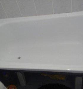 Ванна стальная ,эмалированная 1500*750, 2015 г.