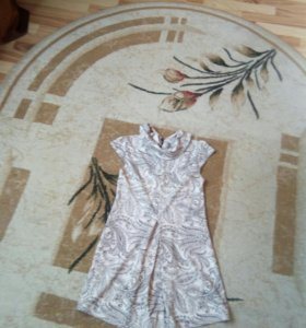 Подросковое платье