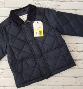 Легкая куртка Crafted
