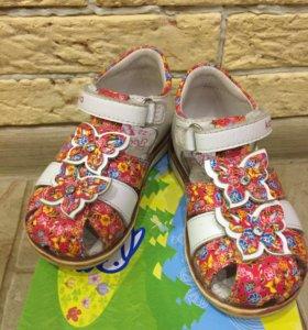 Летние туфли Kapika