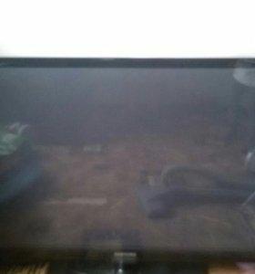 "Плазменна панель ""самсунг"" 43 дюйма диаг 110 см"
