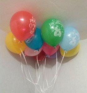 Воздушные шары тематические  к празднику