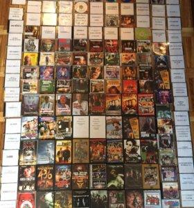 Коллекция видеофильмов 122 диска