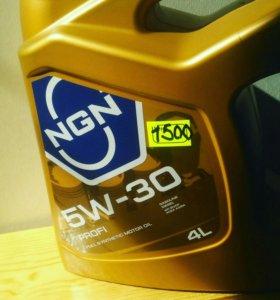 NGN 5W-30 PROFI произведено в Голландии