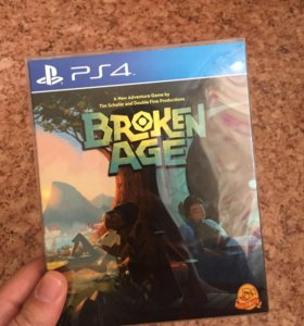 Broken Age PS4 Limited Run Games