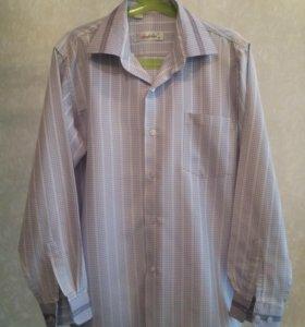 Рубашки на мальчика 8-10 лет