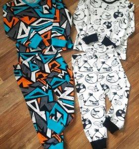 Пижамы детские на заказ