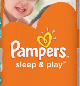 Pampers sleep and play 5