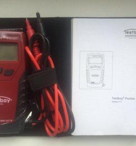 Карманный мультиметр TESTBOY Pocket