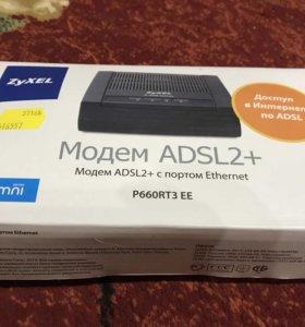 Модем ADSL2