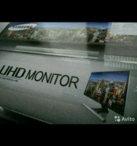монитор 4К ,новый