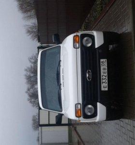 ВАЗ (Lada) 4x4, 2016