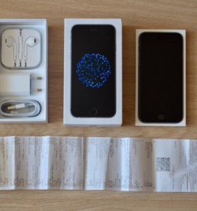 iPhone 6, 32GB, Space Gray