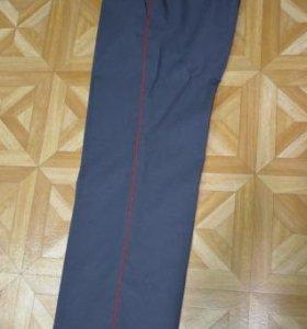 Новые милицейские брюки