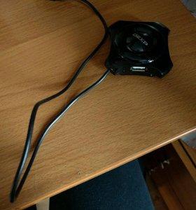 USB-разветвитель DEXP