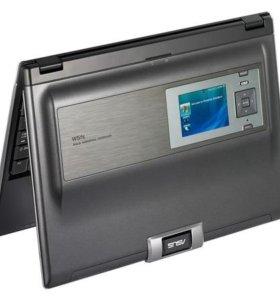 Новый ноутбук Asus w5fe