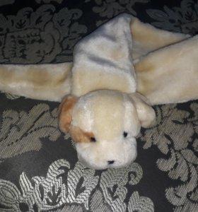 Оригинальный детский шарфик