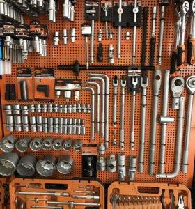 Инструмент для ремонта авто в наборах и отдельно