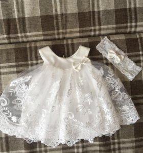 Продам платье для маленькой принцессы