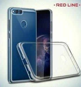 Чехол для Huawei honor 7X оригинальный силиконовый