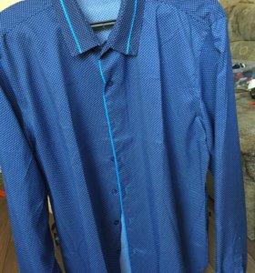 Рубашка / сорочка мужская новая 3 шт