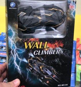 (+Подарок) Wall Climber антигравитационная машина