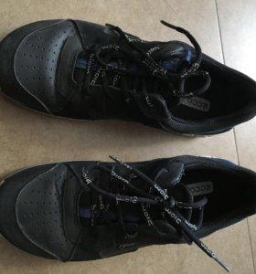 Ботинки кроссовки Ecco biom