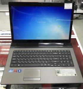 """Acer 7750G (17""""/i3)"""