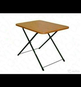 Стол складной для дома и дачи, new