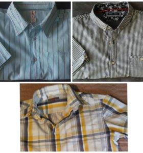 Рубашки мужские р-р М