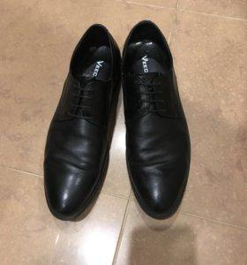 Туфли мужские кожаные 45 размер