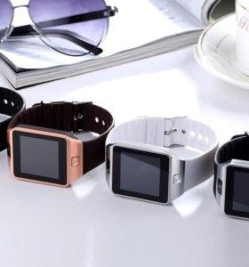 Умные часы, синхронизация с Android и Apple IOS
