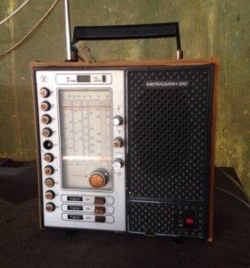 Радио 📻 меридиан СССР