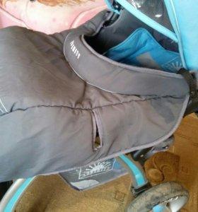 Детская коляска infinity comfort lux