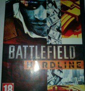 BATTLEFILD HARDLINE 4 диска
