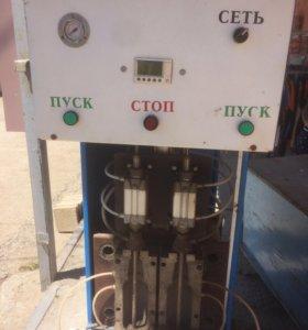 Оборудование выдува пет бутылки