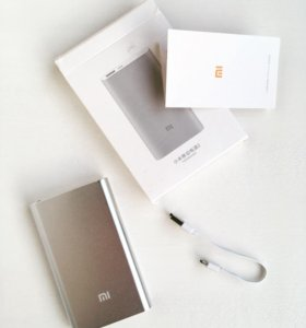 Новый Xiaomi Mi Power Bank 2