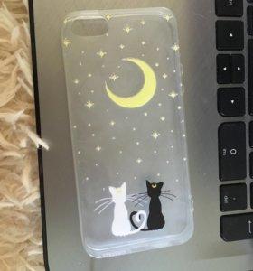 Чехол на iPhone SE,5s