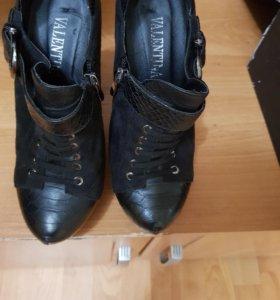 Туфли - полуботиночки
